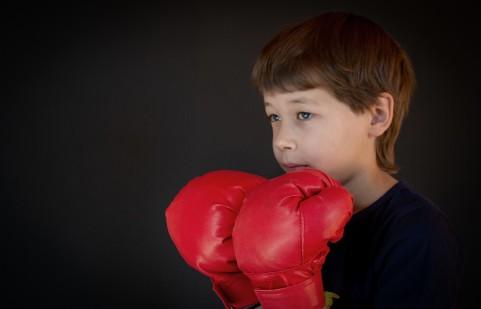 Kickboksen voor kids